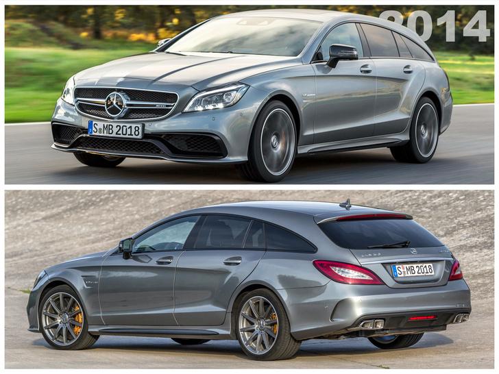 Фото №4 - Новый Mercedes CLS придется полюбить или возненавидеть