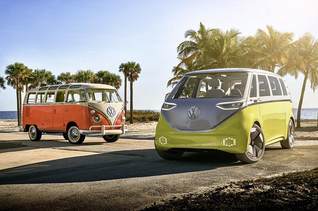 Фото №8 - Машина для любви, а не для войны: история легендарного «хиппи-буса» от VW