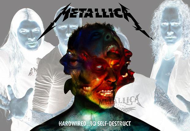 Фото №1 - Почему ты с чистой совестью можешь не слушать новый альбом Metallica