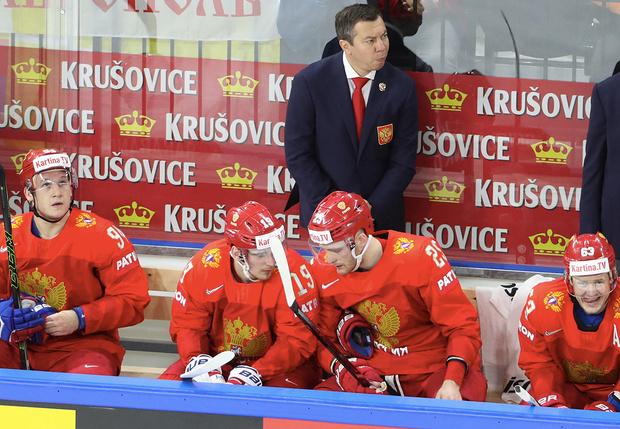 Фото №1 - «Над русскими хоккеистами колдуют врачи. Выводы неутешительные…» Разговор с тренером Воробьевым
