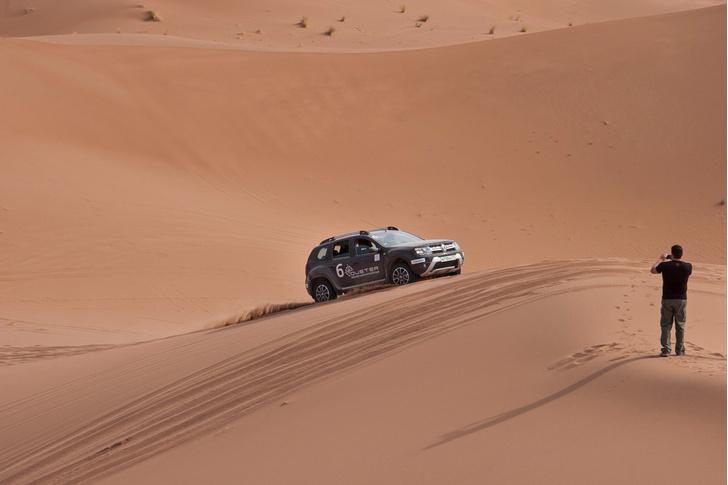 Фото №19 - Renault Duster: до Сахары подбросишь?