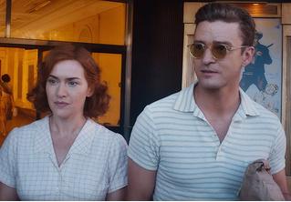 Кейт Уинслет и Джастин Тимберлейк в трейлере нового фильма Вуди Аллена «Колесо чудес»