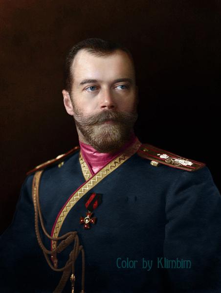 Фото №19 - Отретушированные Николай II, Маяковский, Ленин и другие твои старые знакомые. Такими ты их никогда не видел