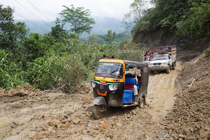 Фото №19 - Из Ассама в Черапунджи через Манипур, или Все дороги ведут в дождь