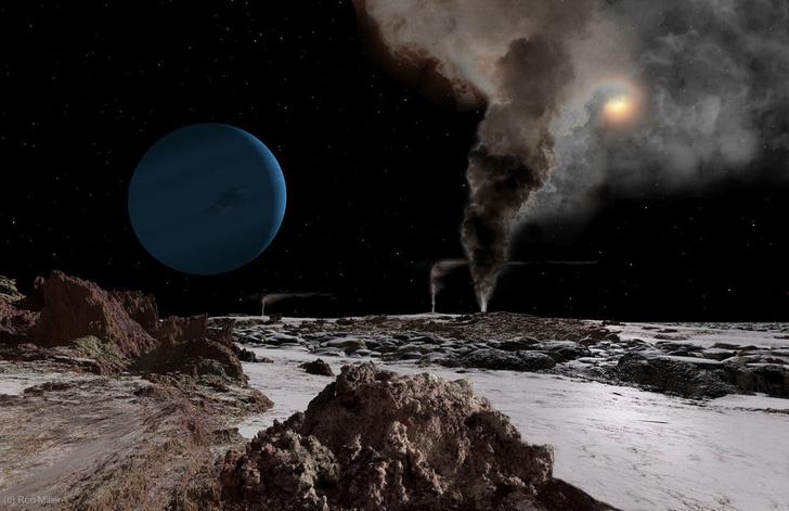 Фото №9 - Как выглядит Солнце с каждой из планет Солнечной системы (галерея)