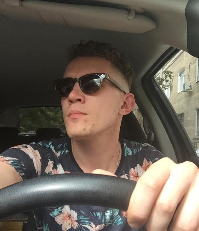 Селфи в авто