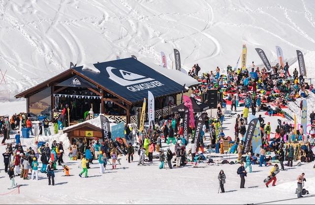 Фото №3 - Quiksilver New Star Camp 2017: лагерь веселых сноубордистов стартует совсем скоро