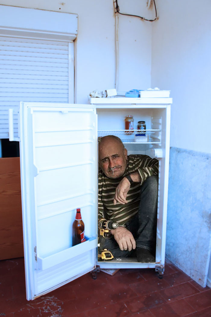 Фото №13 - В Сети набирает популярность флешмоб «Надежный шкафчик на одного»