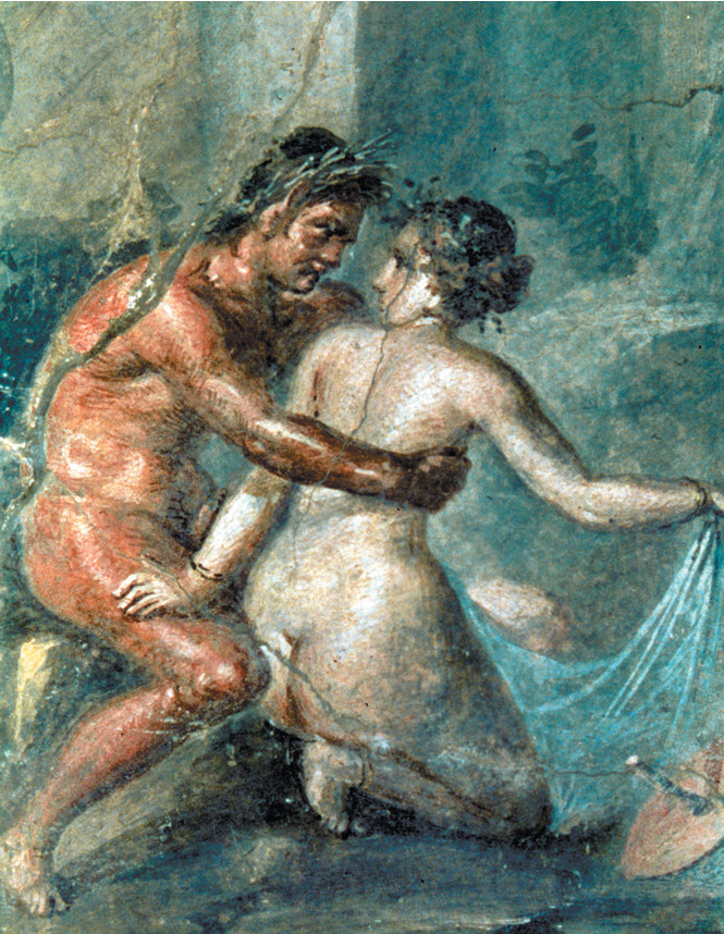 Лесбийские нравы в древнем риме фото 32-906