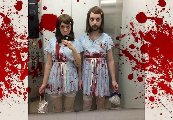 Фото №1 - 30 самых убойных костюмов к Хеллоуину