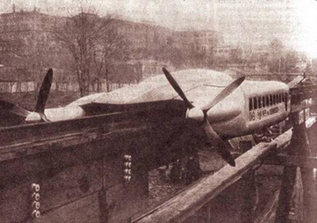 Фото №12 - История советского шаропоезда, чуть не перевернувшего представление о железной дороге в 30-х годах