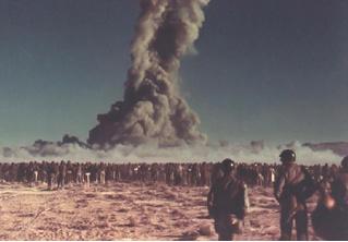 Десктоп мизантропа: цветные фото атомных взрывов 1940—1960-х годов