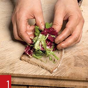 Фото №17 - Маслом внутрь! 4 самых простых мужских сэндвича