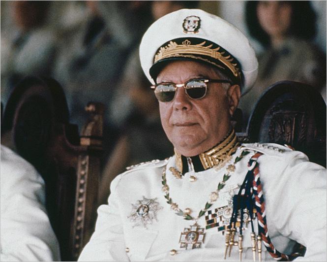 Рафаэль Трухильо, президент Доминиканской Республики