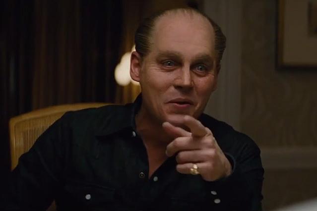 Лысый и престарелый Джонни Депп в роли главаря мафии — таким ты его точно не видел!