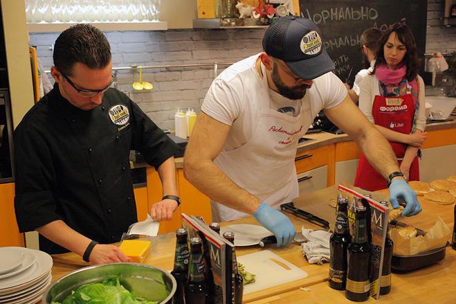 Фото №4 - Месяц мужской еды MAXIM и Just Cook готов!