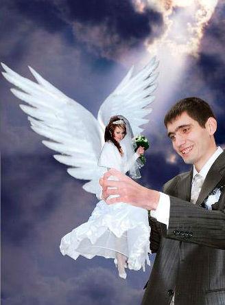 Фото №11 - 12 свадебных фотографий, которые не должны появиться в твоем альбоме!