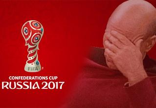 6 скандалов на Кубке конфедераций со сборной России