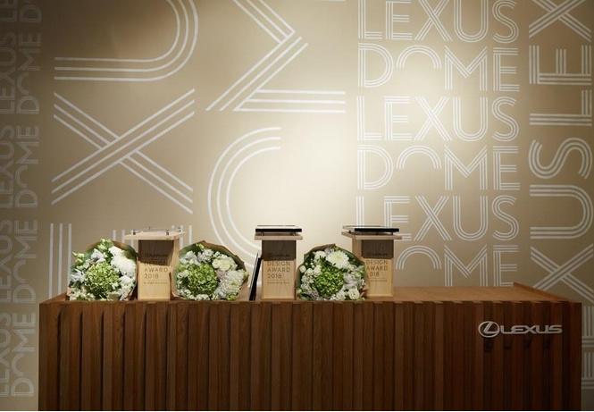 Объявлены победители конкурса Lexus Design Award 2018 Russia Тор Choice