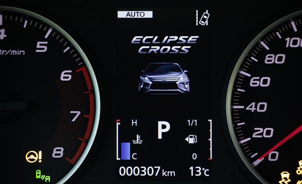 Фото №4 - С повышением: Mitsubishi Eclipse Cross
