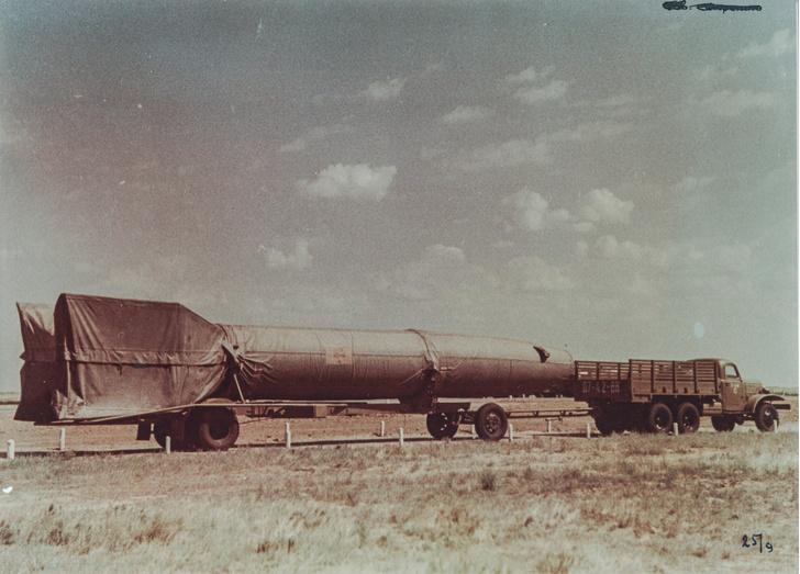 Фото №6 - Министерство обороны рассекретило фотографии советских баллистических ракет!