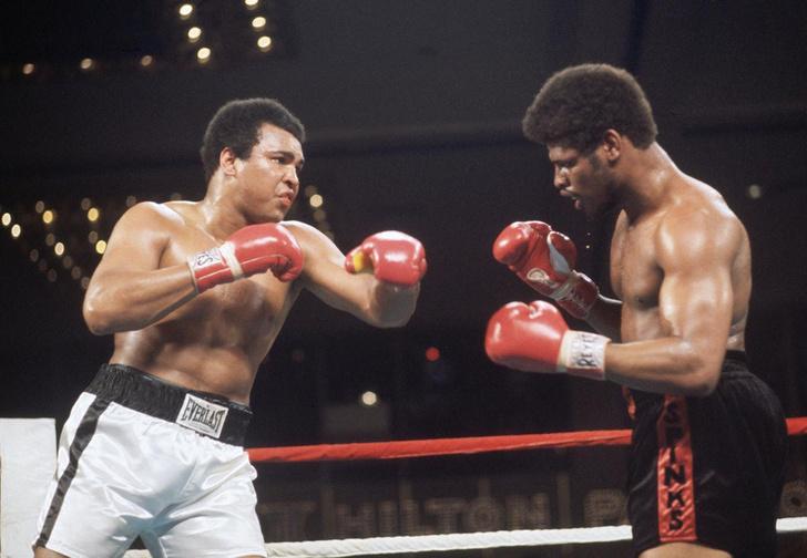 Фото №2 - Почему боксерский ринг квадратный, если слово ring означает круг?