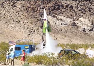 Изобретатель-безумец все-таки взлетел на самодельной ракете, чтобы доказать: Земля плоская! (ВИДЕО)