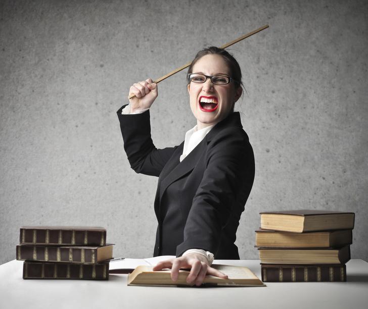 Фото №1 - На учительницу завели уголовное дело за слишком сложные домашние задания!