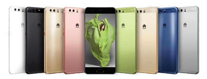 Фото №1 - Три премьеры Huawei