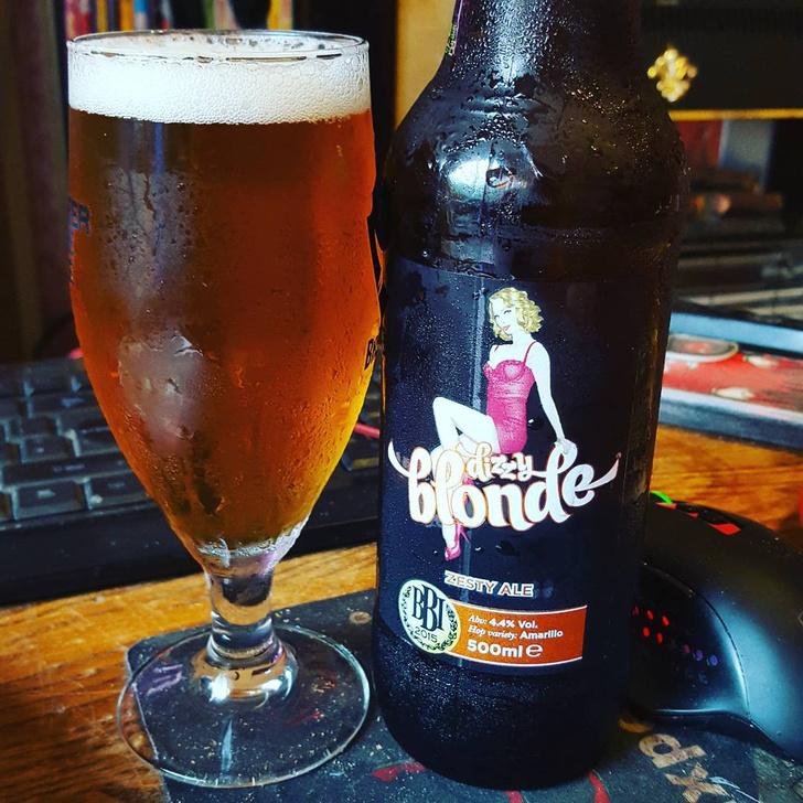 Фото №2 - На британском фестивале пива запретили напитки с сексистскими названиями и пин-апом в оформлении
