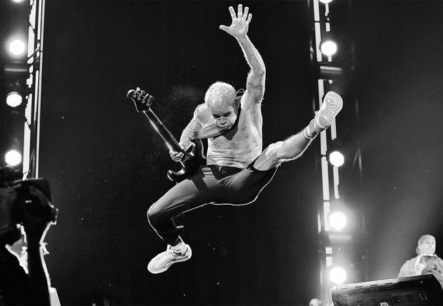 Фото №1 - Red Hot Chili Peppers завершают запись альбома