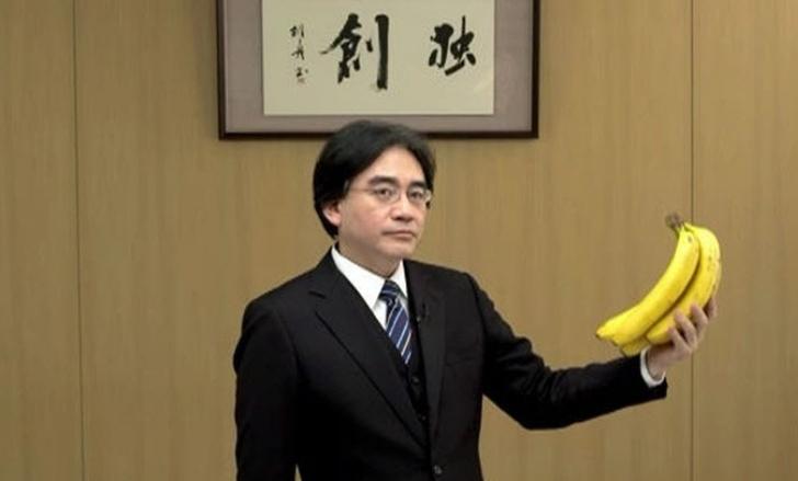 Фото №2 - Умер глава Nintendo Сатору Ивата