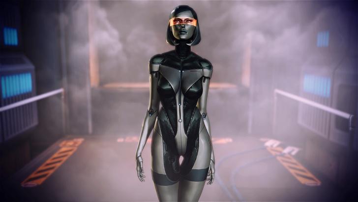 Фото №9 - Самый сексуальный косплей героини игры Mass Effect