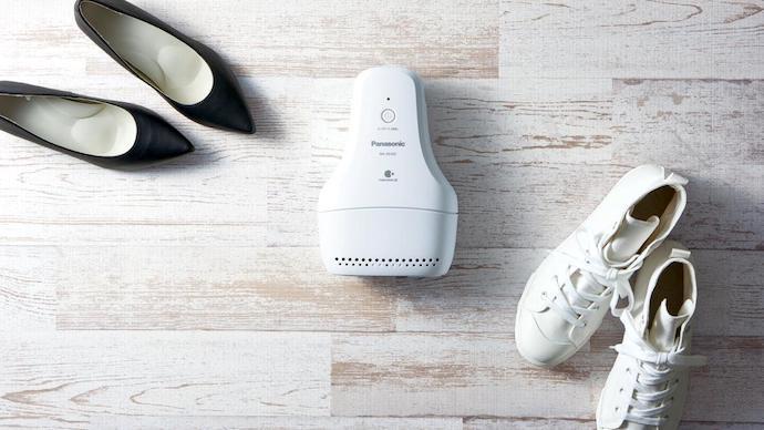 Фото №1 - Обязательный гаджет каждого японца: обувной дезодоратор