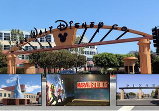 Все подразделения и компании, купленные Walt Disney, в одной картинке (инфографика)