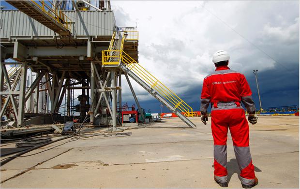 Фото №2 - Сланцевый апокалипсис «Газпрома»