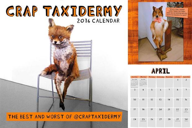 Фото №5 - 9 самых безумных календарей на 2016-й год!