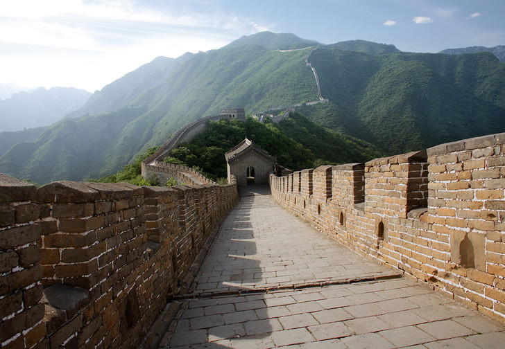 Фото №1 - 4 мифа о Великой Китайской стене