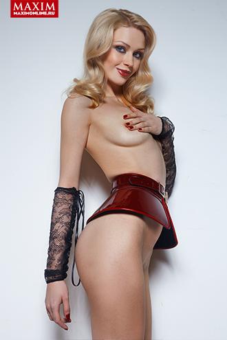 Фото №2 - Телеведущая Ольга Данка: «По-моему, только извращенец при виде девушки сразу снимает штаны»