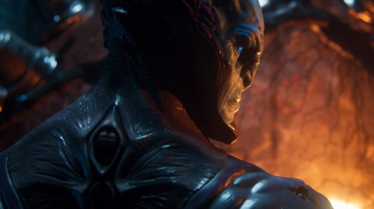 Фото №1 - «Вратарь Галактики»: первый тизер российского фильма о нападении инопланетян