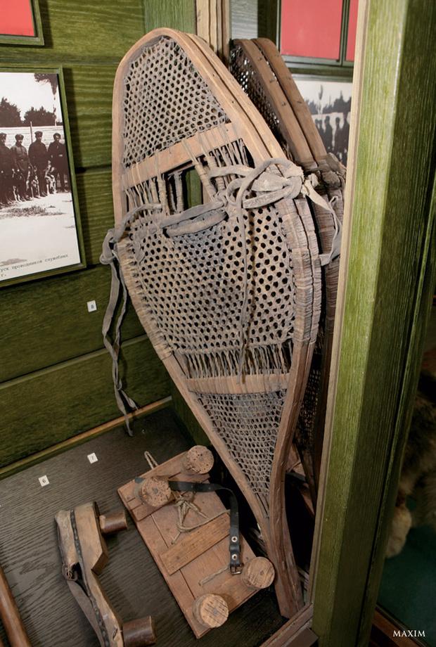 Фото №4 - Ночь в пограничном музее: виртуальная экскурсия по музею ФСБ
