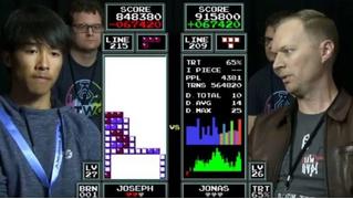 В Tetris новый чемпион мира. Видео финала