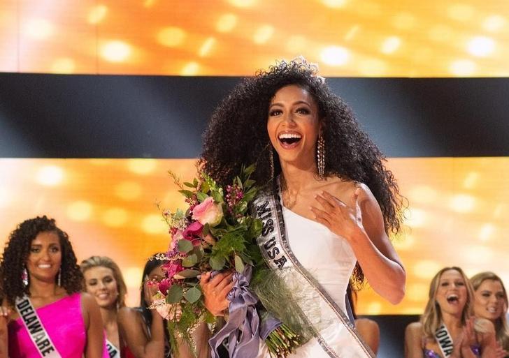 Фото №1 - Позволь представить: «Мисс США — 2019» Чесли Крист