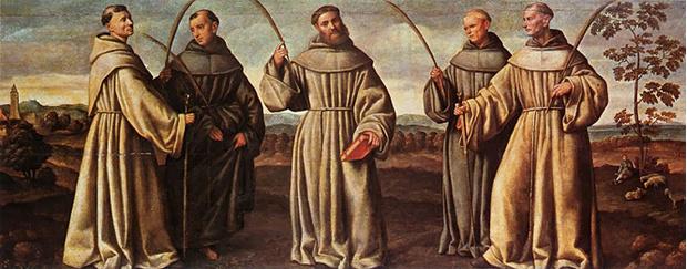 Орден францисканцев