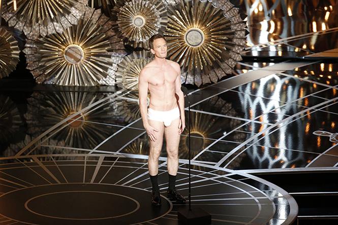 Фото №1 - Панический и массовый прием ущемляемых в академики «Оскара»