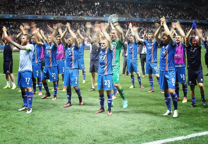 Фото №1 - «Исландия, ты с ума сошла?» Маленькое государство думает объявить бойкот России