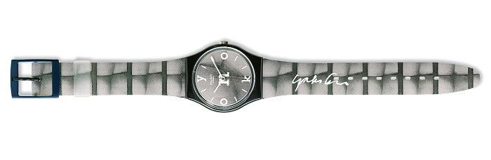 Фото №2 - Swatch выпустил сексуальные часы