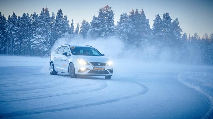 Фото №2 - Continental устроил революцию в мире зимних шин