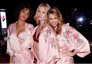Все 37 моделей, которые примут участие в показе белья Victoria's Secret в 2018 году