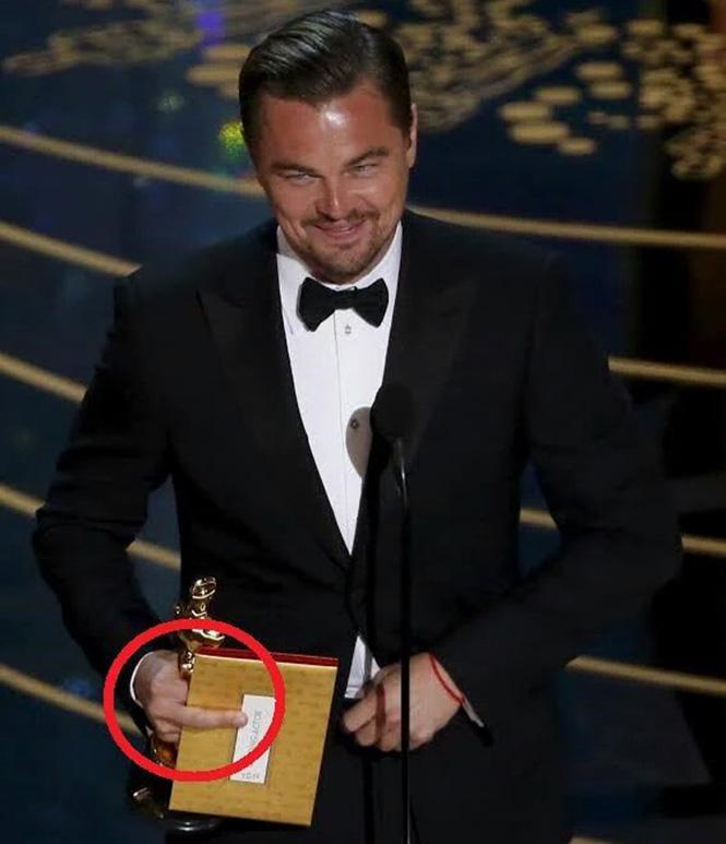 Фото №1 - Ди Каприо и «Оскар»: последняя волна шуток
